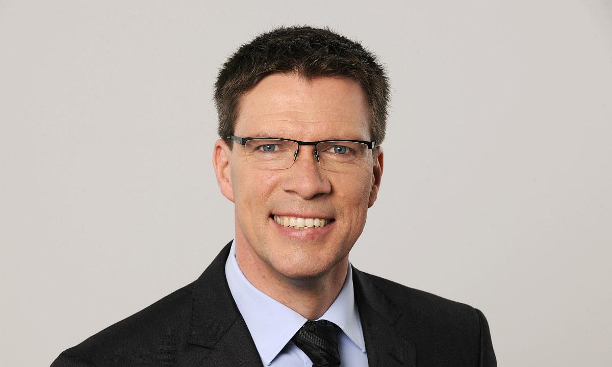 Stephan Santelmann, Kandidat der CDU für den Landrat