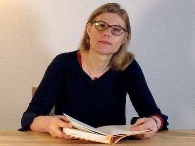 Claudia Timpner liest