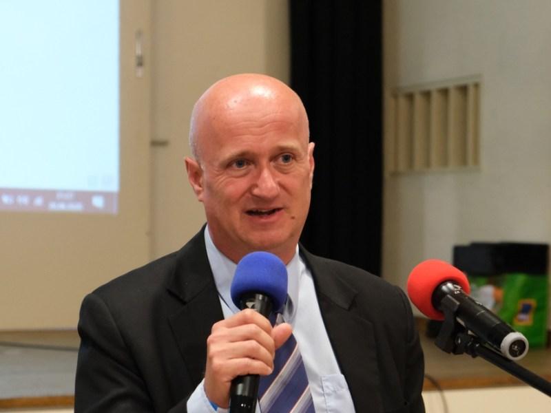 Günther Schöpf, Spitzenkandidat der AfD in Bergisch Gladbach
