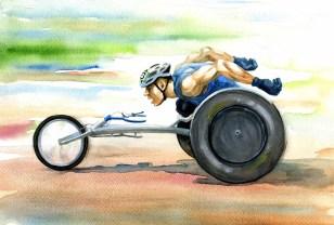 Wheelchair Athletics (Track)