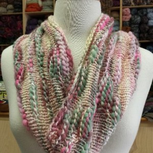 bamboo bloom cowl
