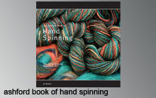 Ashford Book of Handspinning