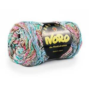 Mirai multi colored yarn
