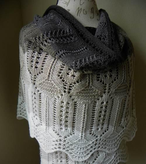 Katia-Gradient shawl