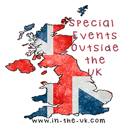 Special Events Outside the UK