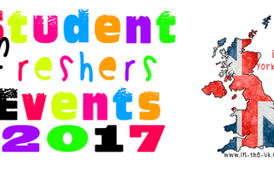 Freshers Tickets for Events in Yorkshire