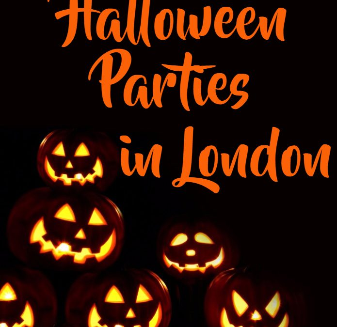 Halloween Parties in London