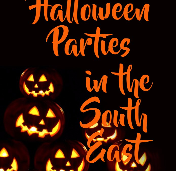 Halloween Parties in the South East