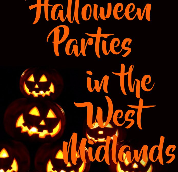 Halloween Parties in the West Midlands