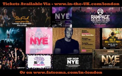 New Years Eve Events in London