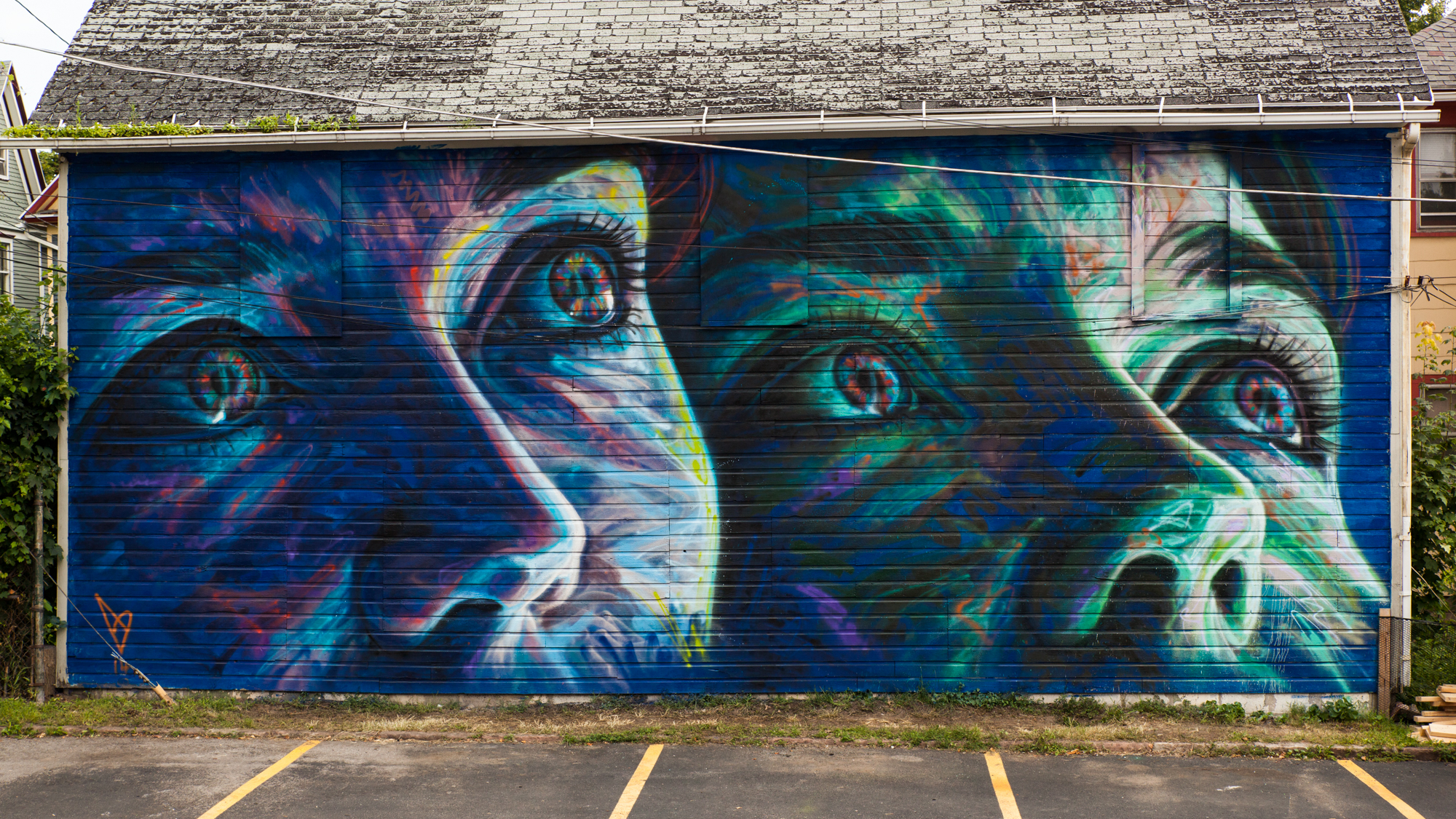 walltherapy: an intersection of street art and public health » in