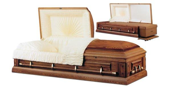 rental casket