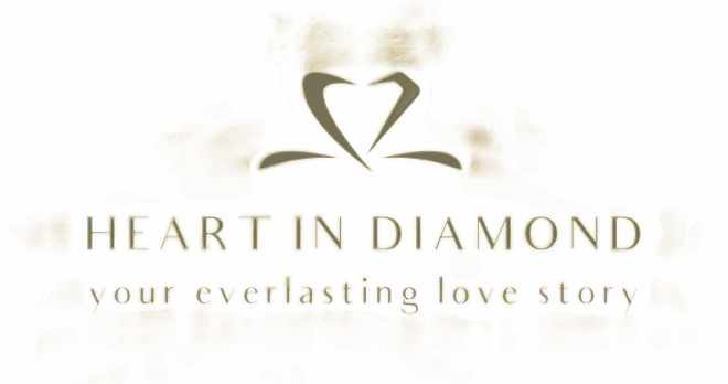 Heart In Diamond Logo
