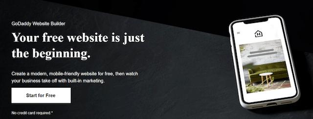 Websites + Marketing landing page