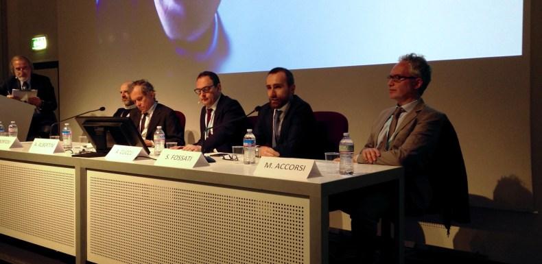 Stefano Fossati di CheBanca! alla tavola rotonda sul Digital Engagement del Salone del Risparmio 2017