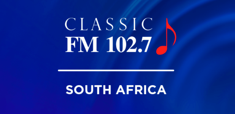 Classic FM 102.7 South Africa Music