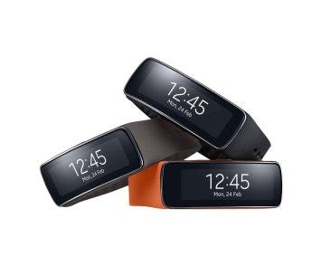 Το Gear Fit παρουσίασε η Samsung