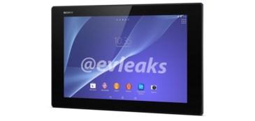 Nέο Sony Xperia Tablet Z2, φωτογραφίες και πληροφορίες