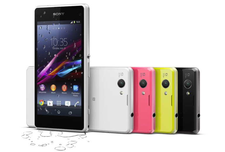 Sony Xperia Z1 Compact review (D5503)