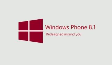 Microsoft Windows Phone: Παρουσιάστηκε η έκδοση 8.1