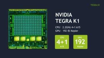 Nvidia Tegra K1: Εντυπωσιακές επιδόσεις σε Benchmarks