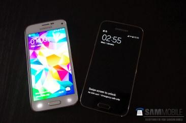 Galaxy S5 mini: Φωτογραφίες και χαρακτηριστικά