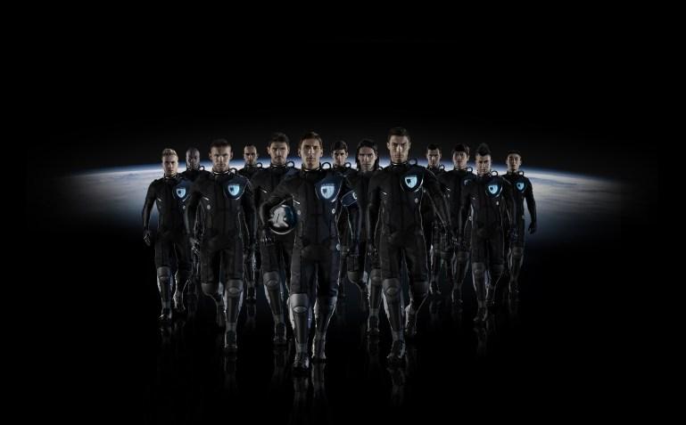 Η Samsung παρουσιάζει τον τελικό αγώνα της ομάδας Galaxy 11