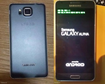 Samsung Galaxy Alpha: Επιβεβαιώθηκε η ονομασία του