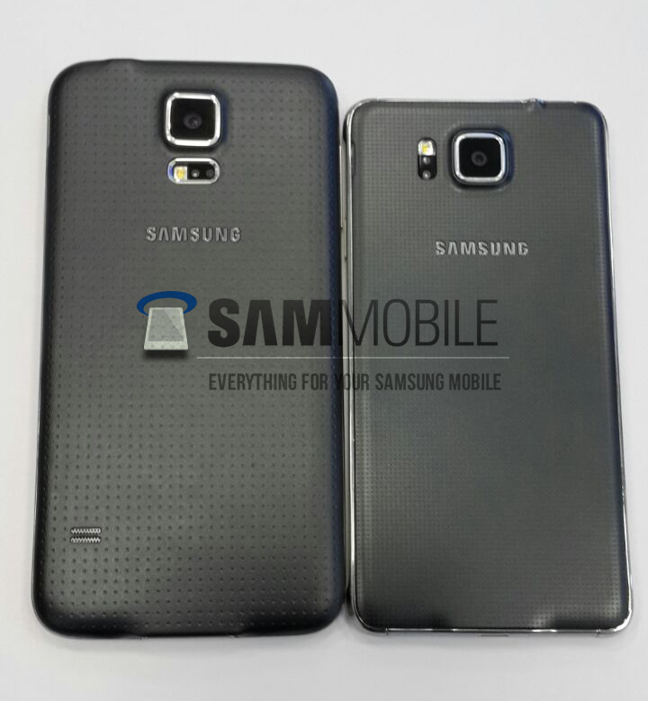 Samsung Galaxy Alpha: Οι πρώτες φωτογραφίες του.