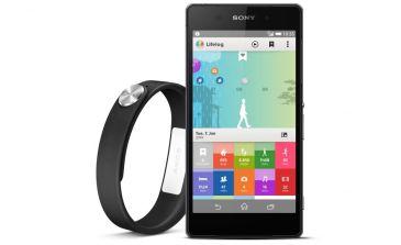 Το SmartBand της Sony στα ελληνικά καταστήματα