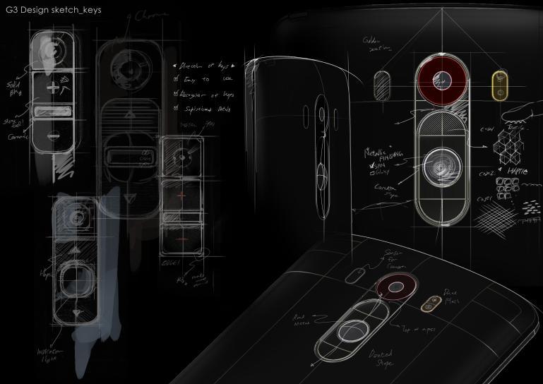LG G3: Η φιλοσοφία πίσω από το design