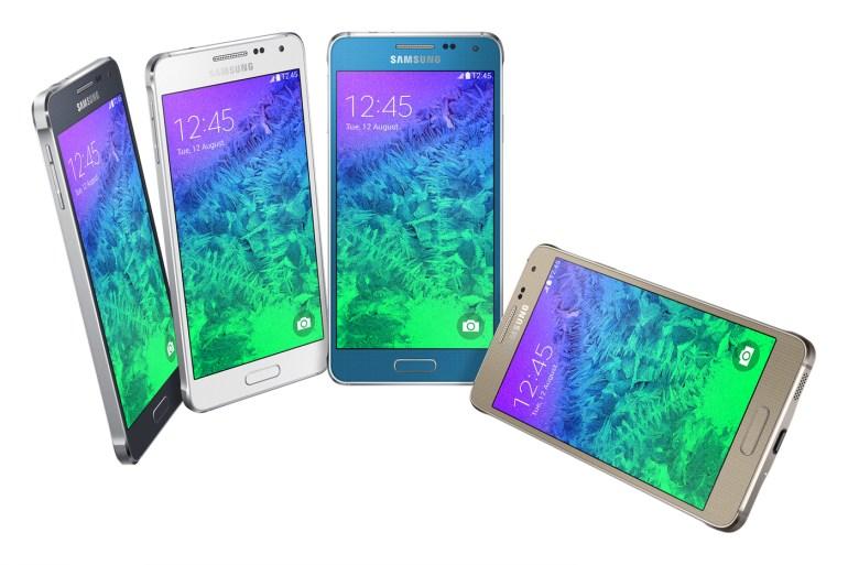 Samsung Galaxy Alpha: Παρουσιάστηκε και επίσημα.