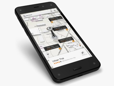 Amazon Fire Phone: Έρχεται στην Ευρώπη