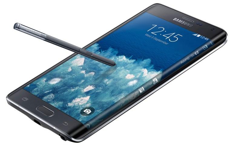 Galaxy Note Edge: Η κυκλοφορία του θα είναι περιορισμένη