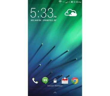 HTC: Διαθέσιμη στο Play Store η Lock Screen του Sense 6