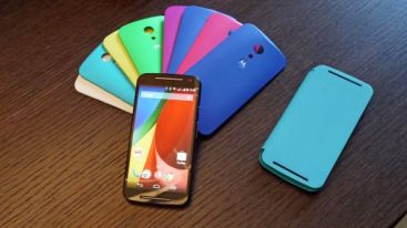 Motorola: Παρουσίασε τα ανανεωμένα Moto X και Moto G