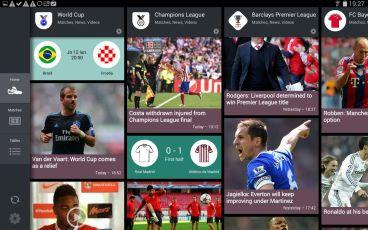Kick: Εφαρμογή της Samsung για τους φίλους του ποδοσφαίρου.