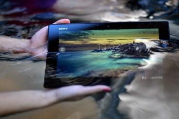 Sony: Xperia Aquatech Store στο Ντουμπάι