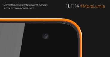 Microsoft: Στις 11 Νοεμβρίου η πρώτη Lumia συσκευή χωρίς την ονομασία της Nokia