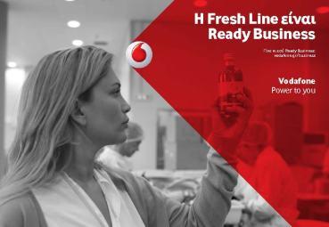 Vodafone Ready Business: Η σύγχρονη επιχείρηση βρίσκει λύσεις στις σύγχρονες προκλήσεις