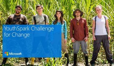 Η Microsoft σας καλεί να κάνετε την αλλαγή μέσω του διαγωνισμού Challenge for Change