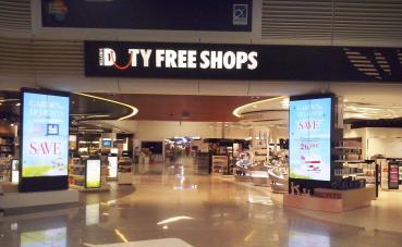 Τα Hellenic Duty Free Shops επιλέγουν ολοκληρωμένες λύσεις digital signage από την LG