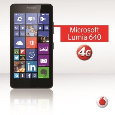 Vodafone: Το Lumia 640 με δώρο Office 365 Personal