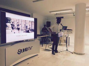 Η Samsung στο Design Lab Athens 2015
