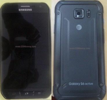 Galaxy S6 Active: Οι πρώτες φωτογραφίες του