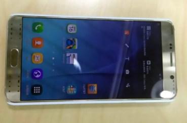 Galaxy Note 5: Φωτογραφίες σε χρυσό χρώμα