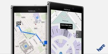 Nokia Here: Πωλείται σε Γερμανικές Αυτοκινητοβιομηχανίες