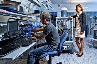 Ερευνητικό έργο με την υποστήριξη της Ericsson ανοίγει νέους ορίζοντες στην ενσωμάτωση φωτονικών πυριτίου