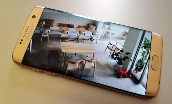 Samsung Galaxy S7 Edge Review: Η κυρτή πολυτέλεια