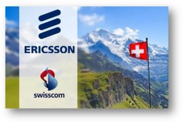H Swisscom επιλέγει την Ericsson για telco cloud υποδομή και εικονικές λειτουργίες του δικτύου κορμού (NFV)